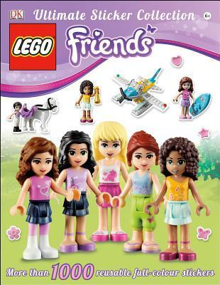 LEGO Friends Ultimate Sticker Collection  by  Beth Landis Hester