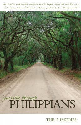 Journible Through Philippians  by  Robert M. Wynalda