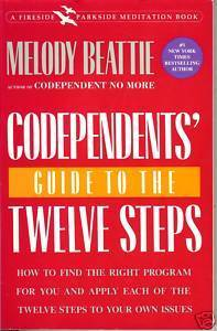 Codependents Guide to the 12 Steps Melody Beattie