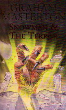 Snowman And The Terror Graham Masterton