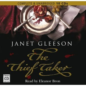 The Thief Taker: A Novel Janet Gleeson