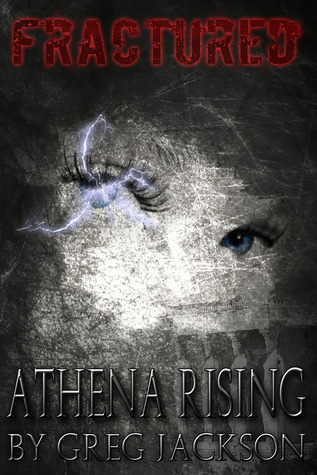 Fractured Athena Rising  by  Greg Jackson