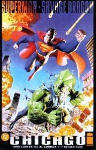 Superman/Savage Dragon: Chicago  by  Erik Larsen