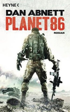 Planet 86 Roman  by  Dan Abnett