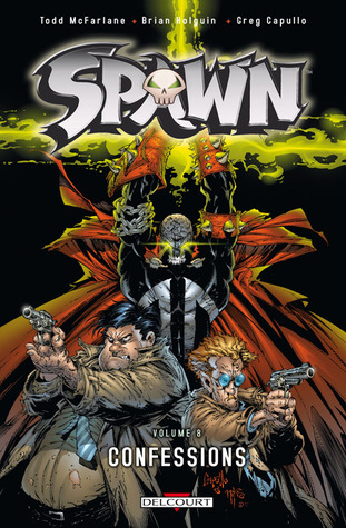 Spawn Confessions  by  Todd McFarlane