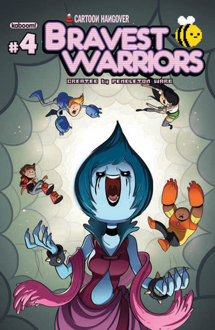Bravest Warriors #4  by  Joey Comeau