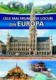 Cele mai frumoase locuri din Europa Anne Benthues