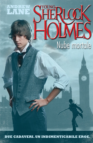 Young Sherlock Holmes - Nube mortale Andy Lane