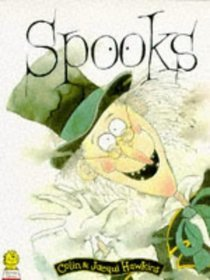Spooks  by  Colin Hawkins
