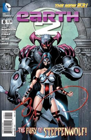 Earth 2 #8 (New 52 Earth 2, #8)  by  James Robinson
