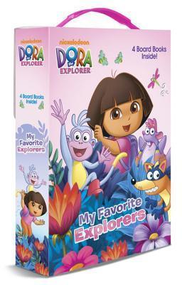 My Favorite Explorers Nickelodeon