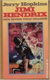 Jimi Hendrix :  een leven voor muziek  by  Jerry Hopkins