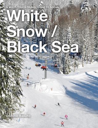 White Snow / Black Sea  by  Dominic Basulto
