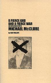 A Fierce God and a Fierce War (Beat Scene Press Pocket Book Series #8)  by  Rod Phillips