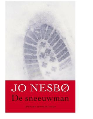 Sneeuwman Jo Nesbø
