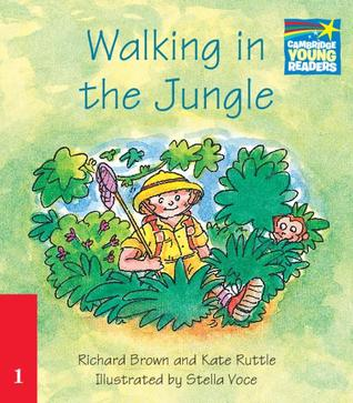 Walking in the Jungle ELT Edition  by  Richard Brown
