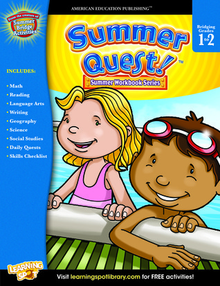 Summer Quest™, Grades 1 - 2  by  American Education Publishing