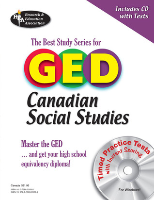 GED® Canadian Social Studies w/ CD-ROM Colin Bain