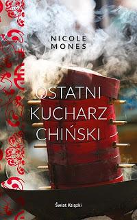 Ostatni kucharz chiński  by  Nicole Mones