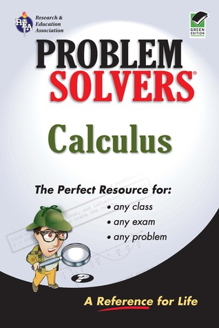 Calculus Problem Solver  by  Research & Education Association