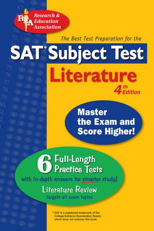 The Best Test P SAT Literature Subject Test  by  Joseph A. Alvarez