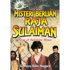 Misteri Berlian Raja Sulaiman  by  H. Rider Haggard