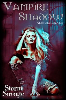 Vampire Shadow (Night Angels, #8)  by  Storm Savage