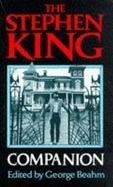 Stephen King Companion  by  George Beahm