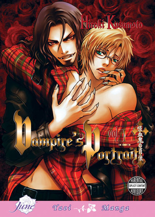 Vampires Portrait Vol. 1 Hiroki Kusumoto
