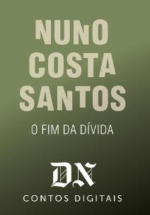 O Fim Da Dívida (DN Contos Digitais, #28) Nuno Costa Santos