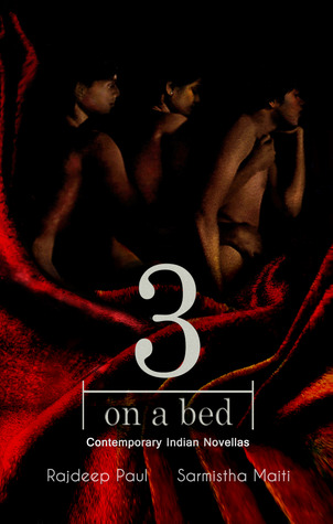 3 on a bed  by  Rajdeep Paul