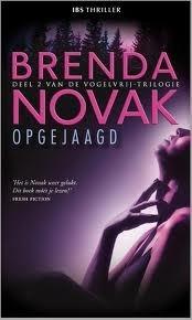 Opgejaagd  by  Brenda Novak