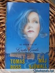 De vrouw die op Greta Garbo leek Tomas Ross
