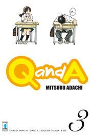 Q and A, Vol. 3  by  Mitsuru Adachi