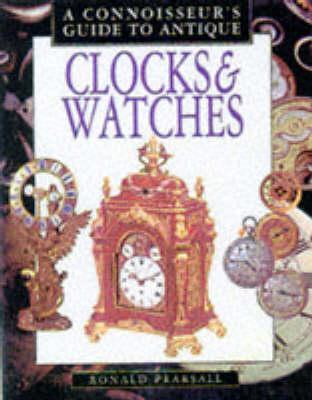 Clocks & Watches  by  Ronald Pearsall