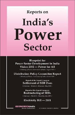 Reports on Indias Power Sector Government Of India