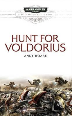 The Hunt For Voldorius Andy Hoare