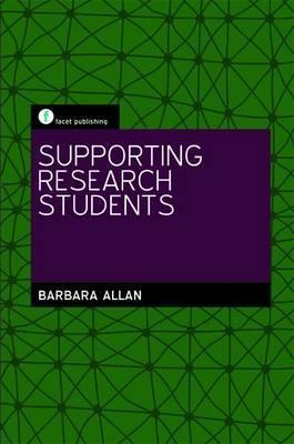 Supporting Research Students  by  Barbara  Allan