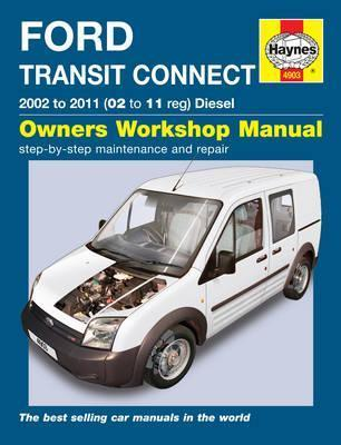 Ford Transit Connect Diesel (02-10). Mark Storey  by  Mark Storey