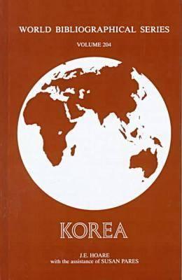 Korea  by  James E. Hoare