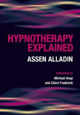 Hypnotherapy Explained Assen Alladin