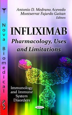 Infliximab: Pharmacology, Uses & Limitations. Edited Antonio D. Medrano Acevedo, Montserrat Fajardo Gaitan by Antonio D. Medrano Acevedo