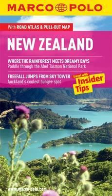 New Zealand Marco Polo Guide Marco Polo Guide