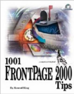 Making FrontPage Work: Essential Tips and Techniques [With CDROM]  by  Konrad King