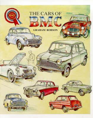 The Cars of BMC Graham Robson