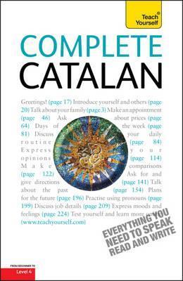 Complete Catalan. Anna Poch, Alan Yates by Anna Poch