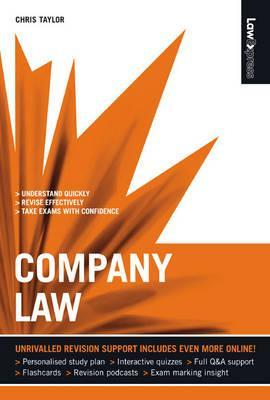 Company Law. Chris Taylor  by  Chris Taylor
