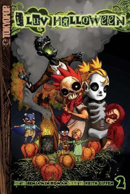 I Luv Halloween, #2 Keith Giffen