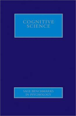Cognitive Science  by  Koen Lamberts