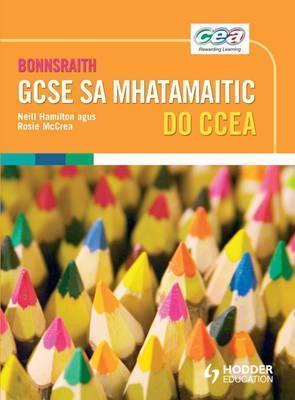 Ccea Foundation Gcse Mathematics.  by  Rosie McCrae, Jane Green by Rosie Mccrae